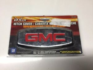 Gmc New Truck Hitch Reciever Cover