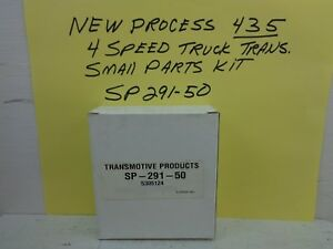 New Process 435 4 Speed Transmission Small Parts Kit Ford Dodge Ihc Sp291 50