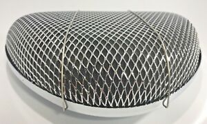 Triangle Air Cleaner Assembly Pro Flow Air Filter Chrome