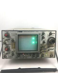 Bk Precision 1540 40mhz Dual Trace Dual Time Base Analog Electric Oscilloscope