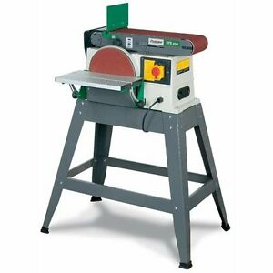 Holzkraft 5904250 BTS 250 Sander band and Disk