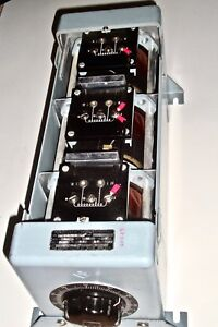 3 Phase Powerstat variac 480 Volts In 0 480 Volts Out 4 4amps 3 7 Kva New