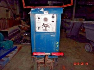 Miller Ac dc Gas Tungsten arc Welder 330a bp