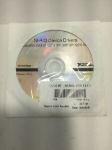 National Instrument Ni rio Device Drivers Software Dvd Windows