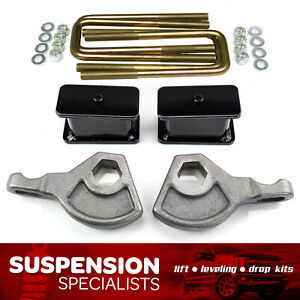 3 Front 3 Rear Full Lift Kit For 1997 2004 Dodge Dakota 4wd