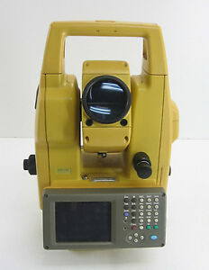 Topcon Gts 725 Total Station For Surveying 1 Month Warranty
