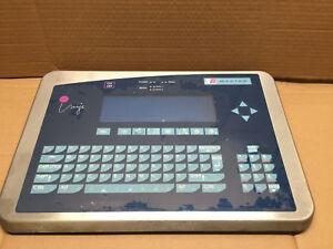 Imaje S a Jamie 1000 S8 Membrane Keypad With Display Screen And Stainless Lid