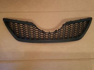 Fits 2007 2009 Toyota Camry Se Front Bumper Grille Radiator Upper New