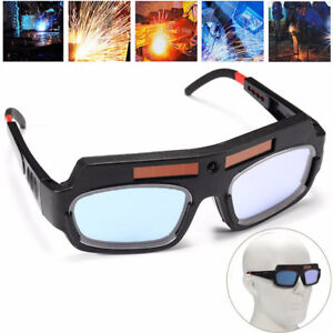 Solar Auto Darkening Safety Protective Welding Glasses Goggles For Arc Work