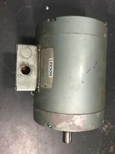 Lesson 5 Hp 460v 3phase F184t Compressor Motor