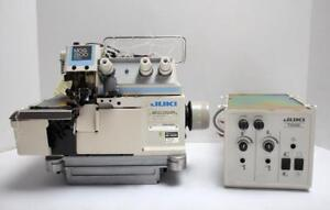 Juki Mog 2504n 1 needle 3 thread Serger to32 Industrial Sewing Machine Head Only