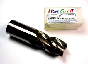 Wavcut Ii Cobalt End Mill 1 1 4 6fl 6 X 8 1 2 Tf622v32089 7708e1807