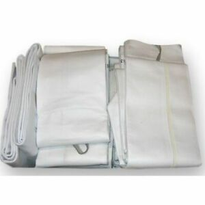 5 3 4 X 84 Dust Collector Bag 1 Lot Of 25 Bags