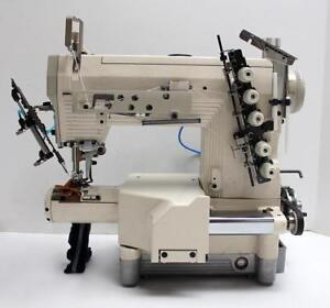 Kansai Special Mx1103a utc 3 needle 5 thrd Coverstitch Industrial Sewing Machine
