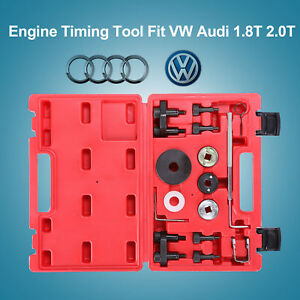 For Vag 08 13 Audi Vw 2 0 Turbo Timing Locking Tool Kit Camshaft Tfsi Eos