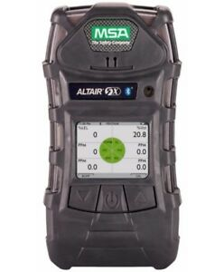 Msa Altair 5x Multi gas Pid Detector W color Display 10165445