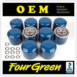 Oil Filter 10pcs For Hyundai Accent Elantra Kia Optima Fourgreen Branded Oem