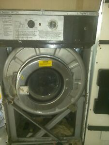 Wascomat W 124 Commercial Washer 30lb coin Op Commerical Laundry Laundromat
