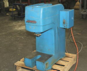 Denison Multi press C frame Hydraulic Press