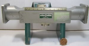 Fxr Microlab Type W101a Base For Use With B200a Bnc Detector Probe