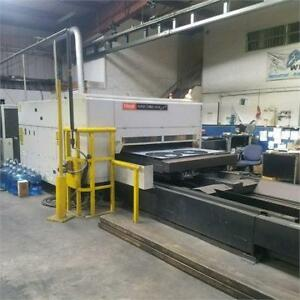 Mazak X510 Laser Cutting Machine