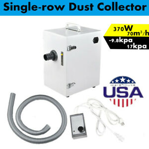 Dental Lab Single row Dust Collector Room Vacuum Cleaner Dental Equipment