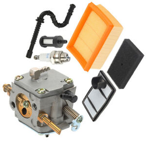 Carburetor For Stihl Ts400 Cut off Saw 4223 120 0652 Pre Inner Air Filter Combo