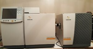 Varian Gcms 450 Gc 240 Ms Ion Trap Gc ms Mass Spectrometer Gas Chromatograph