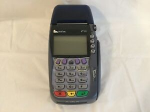 Verifone Vx570 Omni 5750 Magnetic Strip Chip Credit Card Terminal