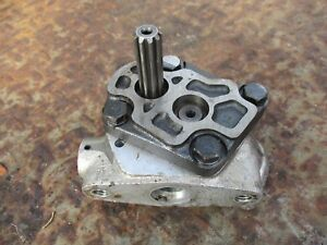 1963 Case 530 Tractor Hydraulic Pump Free Shipping