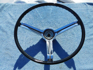 1967 1968 Camaro Rs Ss Steering Wheel