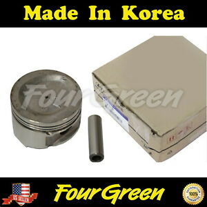 Genuine Engine Piston Pin 4pcs For 90 94 Excel 91 92 Scoupe 1 5l 2341024110