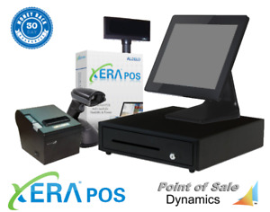 All In One Restaurant Point Of Sale System Featuring Xera Pos Gold