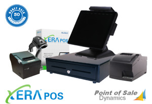 All In One Restaurant Point Of Sale Kitchen Printer System W Xera Pos Gold