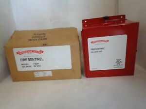 New Overhead Door Model Fsxp Fire Sentinel Fail Safe Unit 24vdc