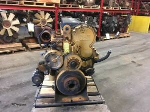 2006 Cat C18 Diesel Engine 575 630 Hp Complete Tested