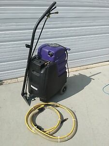 Esteam 1700 Carpet Extractor With Hose Cleaning Wand