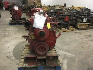 05 Cat C11 Acert Diesel Engine 420 Hp Approx 9k Miles Good Runner