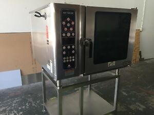 Alto Shaam Combitherm Oven Used Model 7 14 I ml sk