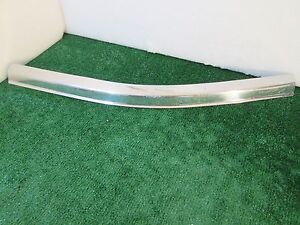 Vintage 1955 Desoto Firedome Lower Front Grill Stainless Steel Trim Molding