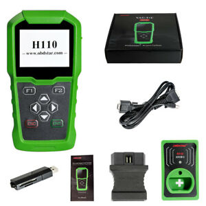 Us Ship Obdstar H110 Immo km Tool For Mqb Fit Vag 4 5th Immo With Rfid Adapter