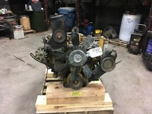 Used Cat 3208 Diesel Engine 210hp Good Clean Running Engine