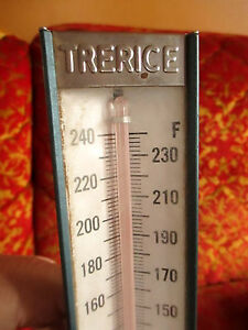 Trerice Bx914031 2 Hydronic Boiler Heat System Industrial Thermometer 30 240 F
