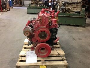 Cat 3126b Diesel Engine 175 Hp Good Running Engine