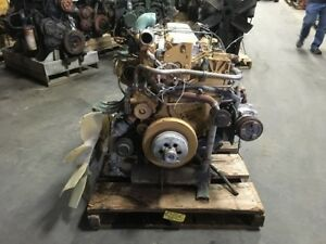 Cat 3116 Diesel Engine Good Clean Running Engine Run Tested