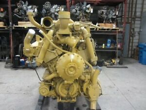 Cat D346 Diesel Engine Good Clean Running Engine Run Tested