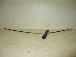1941 41 Chevy Left Rear Back 1 4 Quarter Panel Fender Molding Trim Moulding
