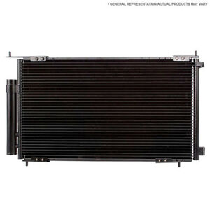 Brand New A c Air Conditioning Condenser W Ac Drier For Toyota Camry Hybrid