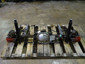 99 00 01 02 03 04 Ford Mustang 8 8 Axle Assembly 3 27 Gear Used Rearend 103