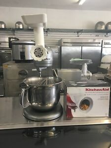 Kitchenaid Professional 600 Stand Mixer 6 Quart With Attachments